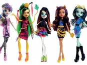 Monster High - Bambole in viaggio